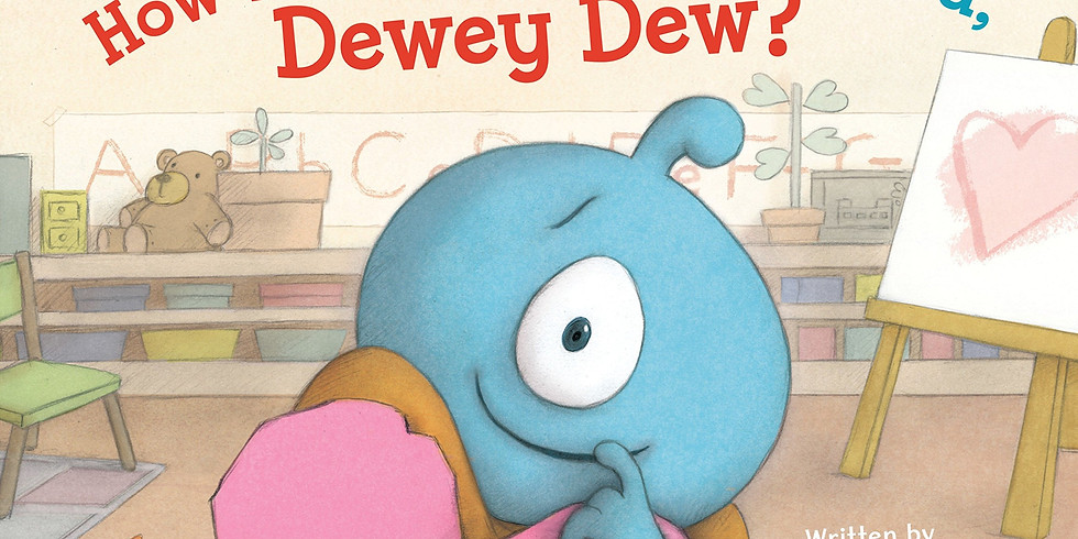 Stories in the Streets: How Do You Say I Love You, Dewey Dew?