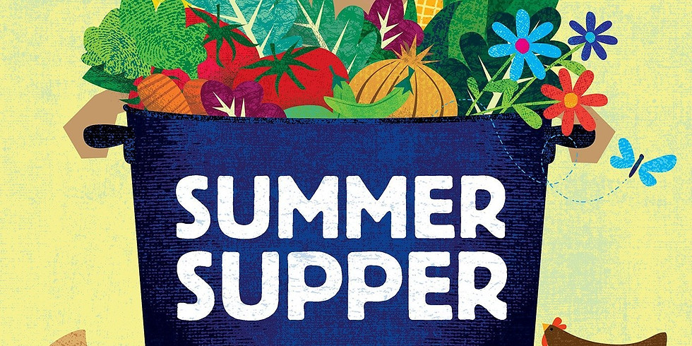 Stories in the Streets: Summer Supper