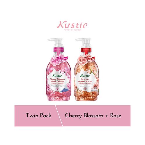 Cherry Blossom + Rose