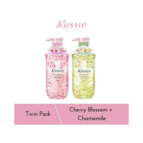 Cherry Blossom + Chamomile