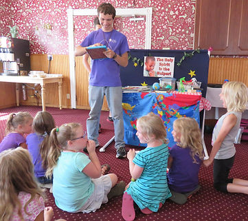 Children's Ministry Training and Outreach Resource in Western WI