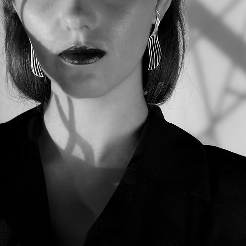 Goose Earrings
