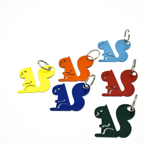 Squirrel key holder