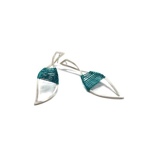Drop Twist Earrings