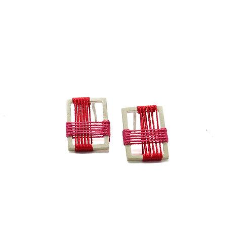 Rectangle Earrings