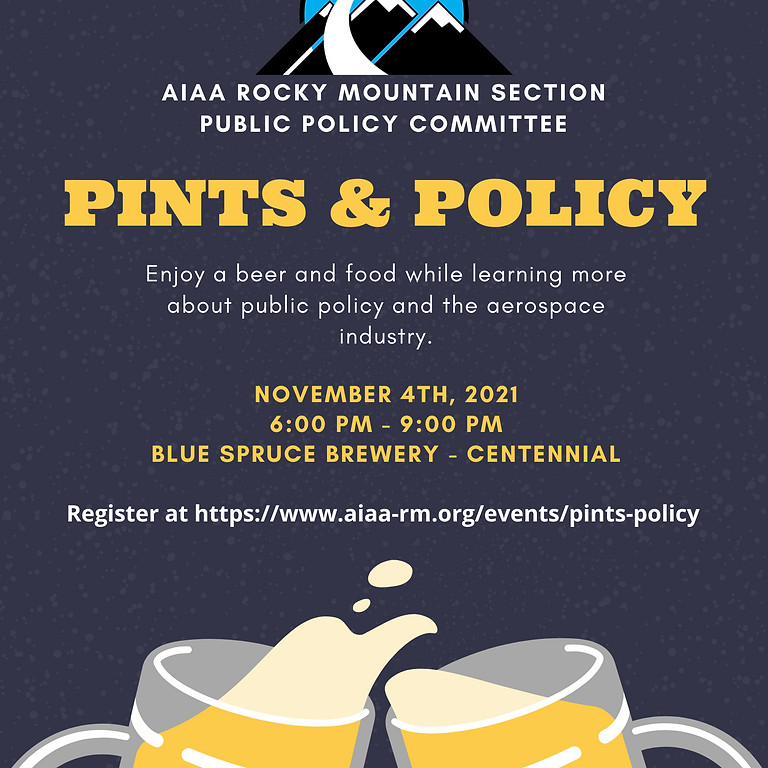 Pints & Policy