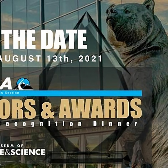 AIAA-Rocky Mountain Section Honors and Awards Dinner