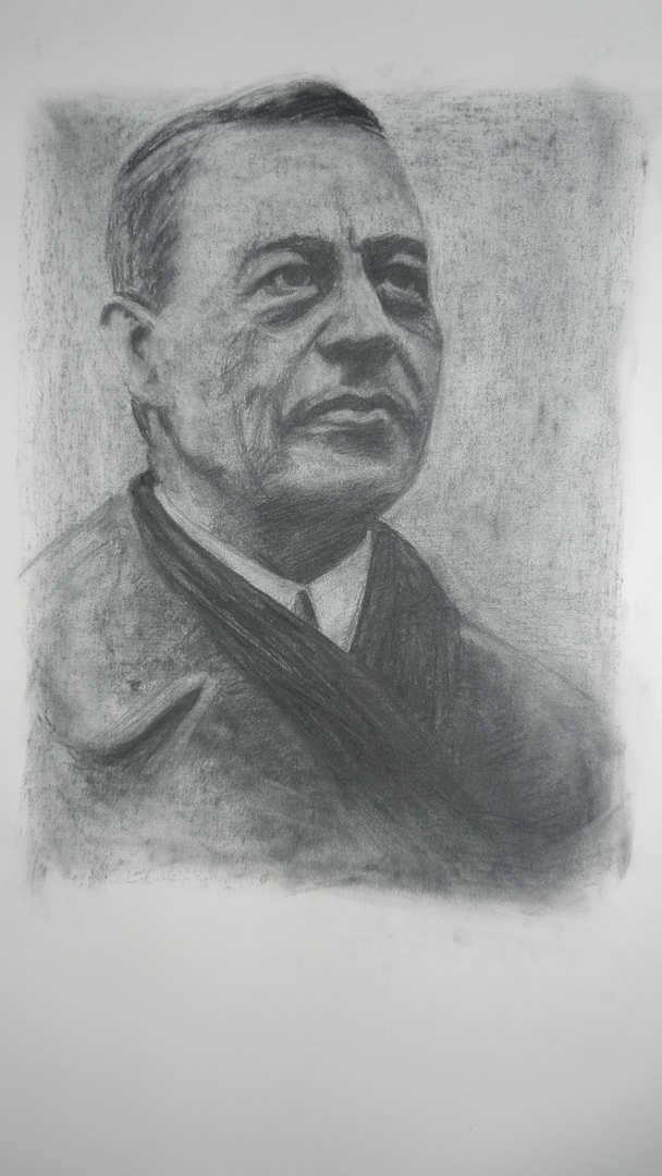 Sergej Vasiljevitsj Rachmaninov / componist