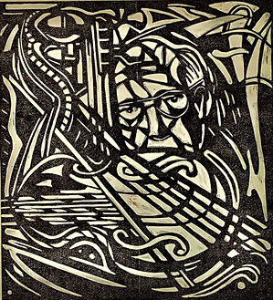 """The cellist"""