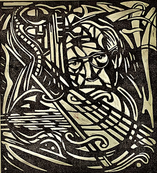 """The cellist"""
