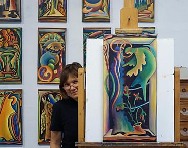 Tatyana Galtseva kunst татьяна гальцева
