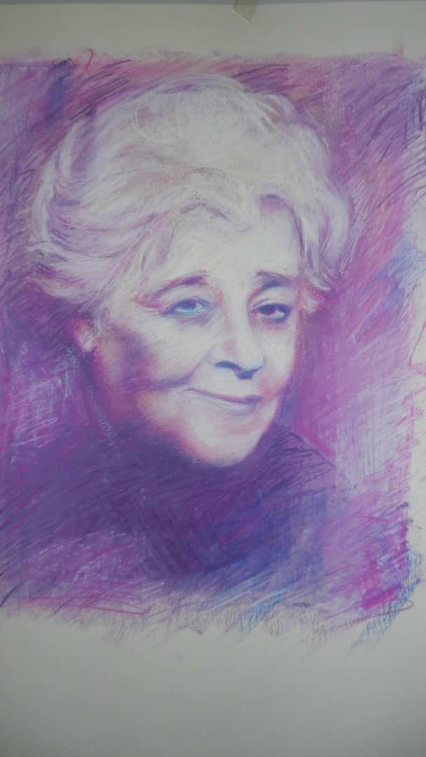 Faina Georgijevna Ranevskaja / actrice