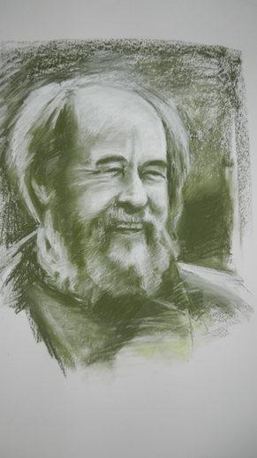 Aleksandr Isayevich Solzhenitsyn