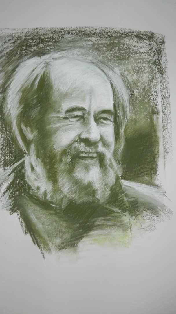 Aleksandr Isajevitsj Solzjenitsyn / schrijver