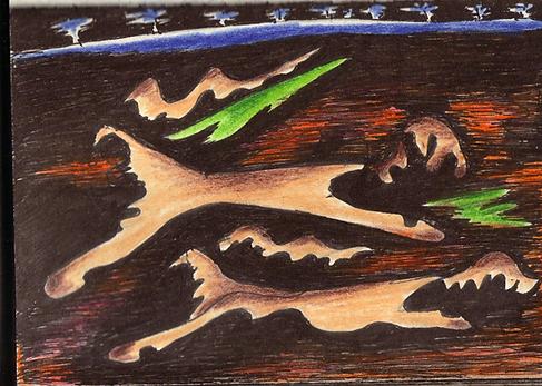 Tatyana Galtseva Groene boekje Tatyana Galtseva teken