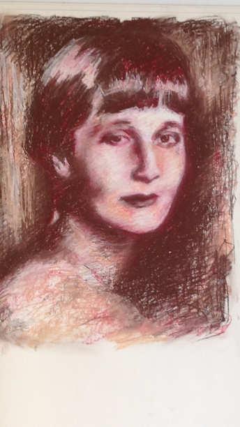 Anna Andrejevna Achmatova / dichteres