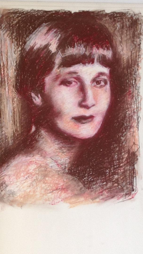 Anna Andreyevna Achmatova