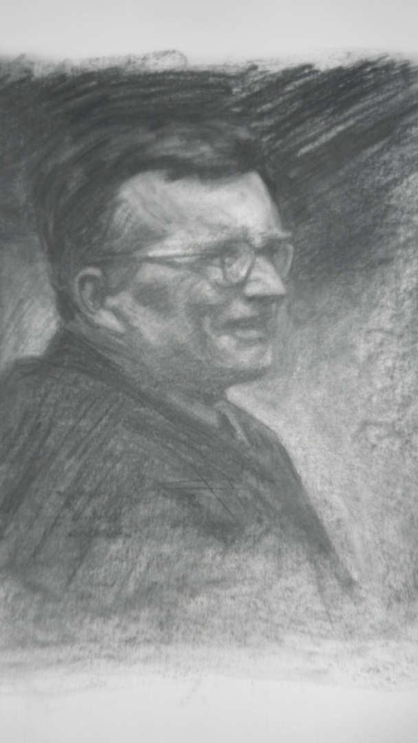 Dmitri Dmitrijevitsj Sjostakovitsj / componist