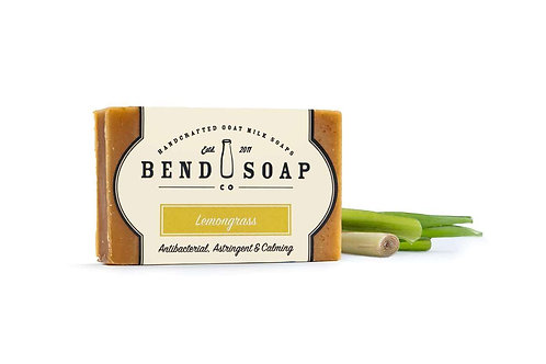 Lemongrass Goat Milk Soap