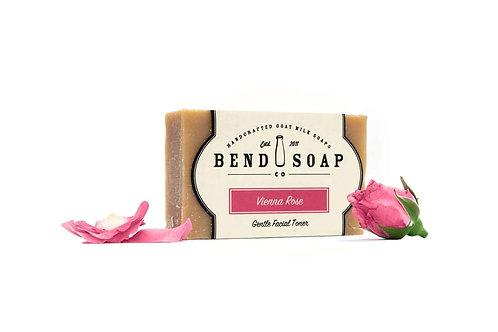 Vienna Rose Goat Milk Soap
