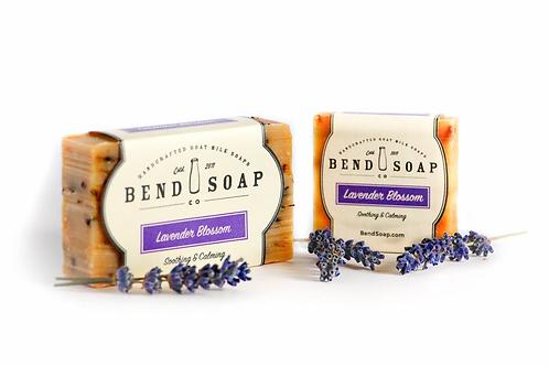 Lavender Blossom Goat Milk Soap