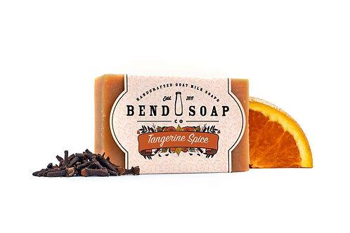 Tangerine Spice Goat Milk Soap