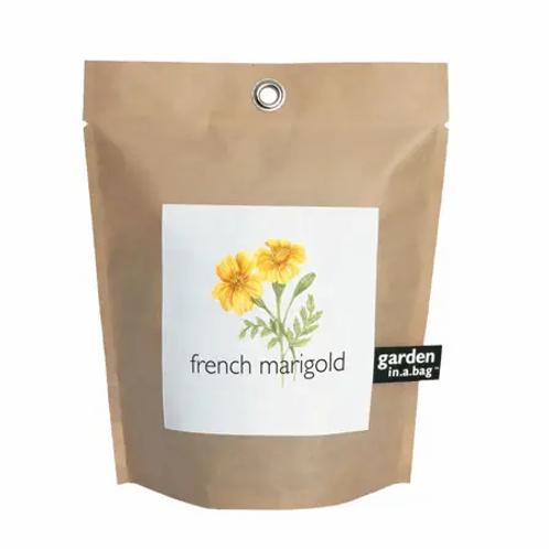 Garden in a Bag French Marigold