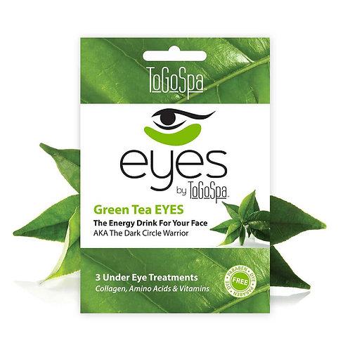 Green Tea Eyes by ToGoSpa