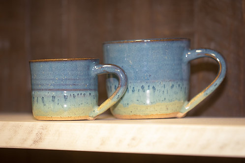 Mommy and Me Mugs - Blue