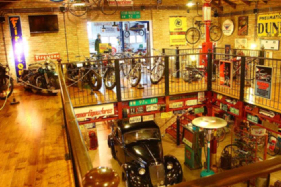 museo de motos