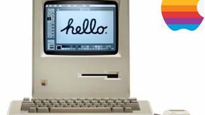 Tietokoneet elämässäni  – osa 4: Macintosh muutti elämäni 1985
