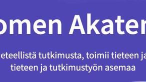 Suomen Akatemia – tutkimusta ja hömppää
