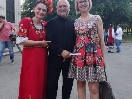 Интервю сПрофесор Костадин Бураджиев
