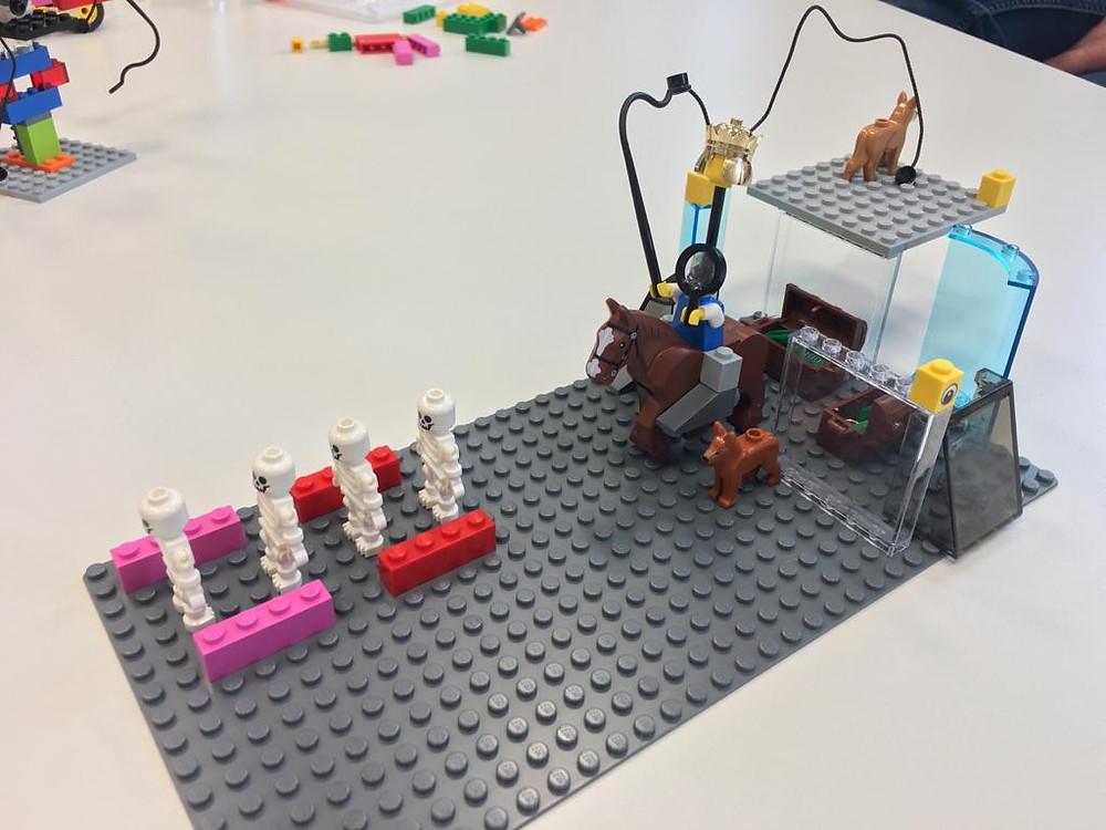 Lego Serious Play - Ideen generieren