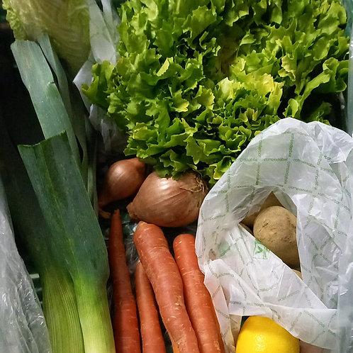Gemüse-Abo für 2 Personen