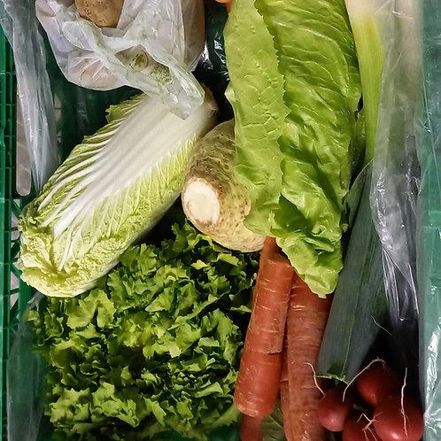 Gemüse-Abo für 4-5 Personen