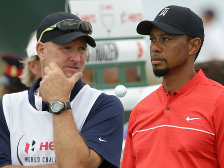 Caddie Pay Scale Highlights Role's Volatility