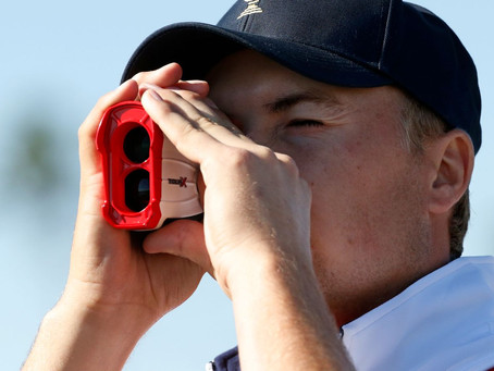 Golf is Slow, So Let's Give Them… Rangefinders?