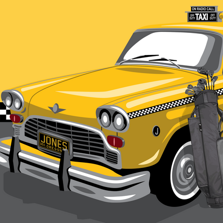 What's in a Name? 50 Years of Jones Bags From a Taxi Cab