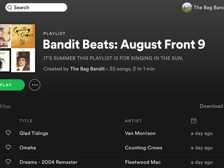 Bandit Beats: August Front 9