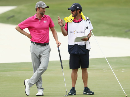 Tour Caddies Eager to Return from COVID-19 Hiatus