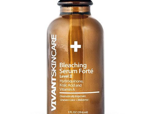 Сыворотка для лица Bleaching Serum Forte Level 2
