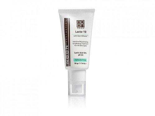 Крем-флюид для кожи лица Lacto - 10%