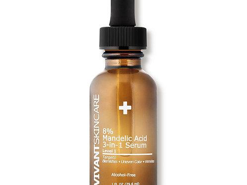 Сыворотка для лица Mandelic Acid Serum 8%