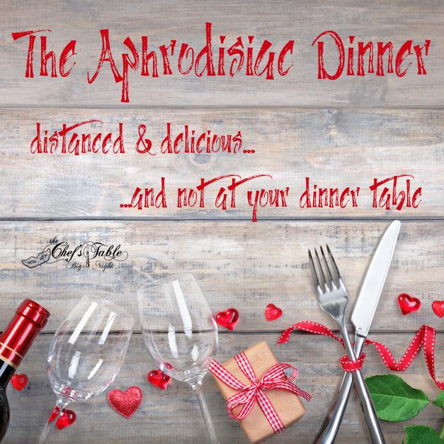 Aphrodisiac Dinner