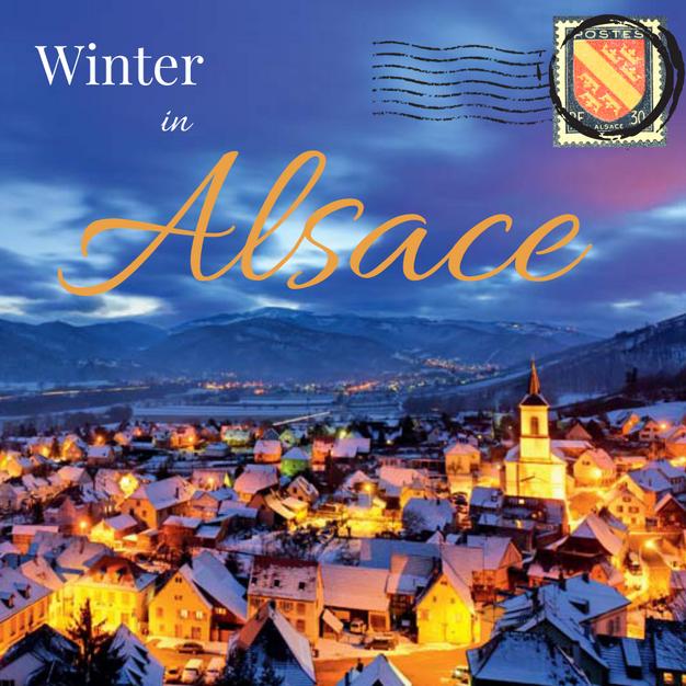Winter in Alsace