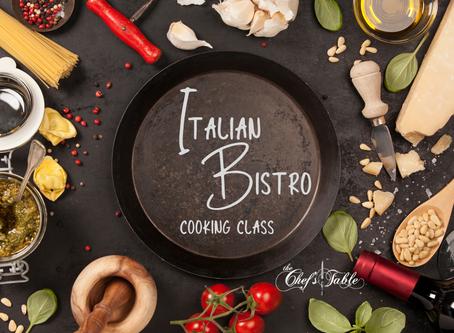 Italian Bistro Cooking Class