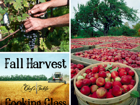 Fall Harvest Cooking Class