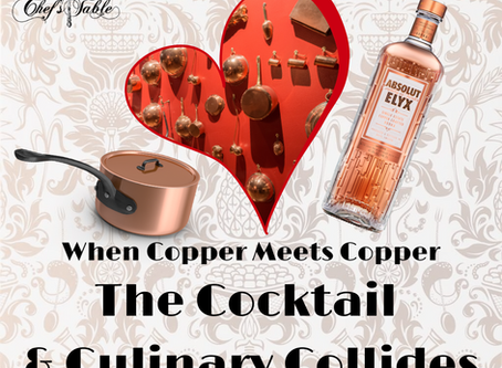 When Copper Meets Copper