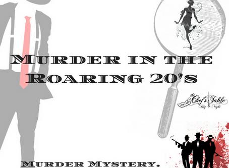 Murder in the Roaring 20's